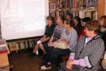 26 сентября 2018 г. состоялся плановый ежемесячный семинар в межпоселенческой библиотеке