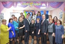 Встреча с зам.министра культуры СО и метод.день