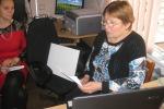 26 октября состоялся очередной семинар библиотекарей Камышловского района на тему «Организация обслуживания пожилых людей в библиотеке».
